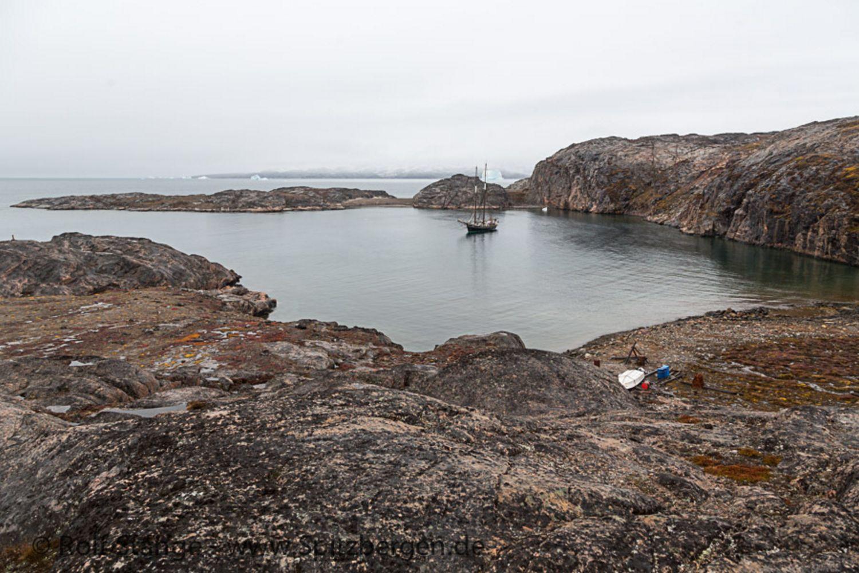 Hekla Havn Scoresby Sound Greenland