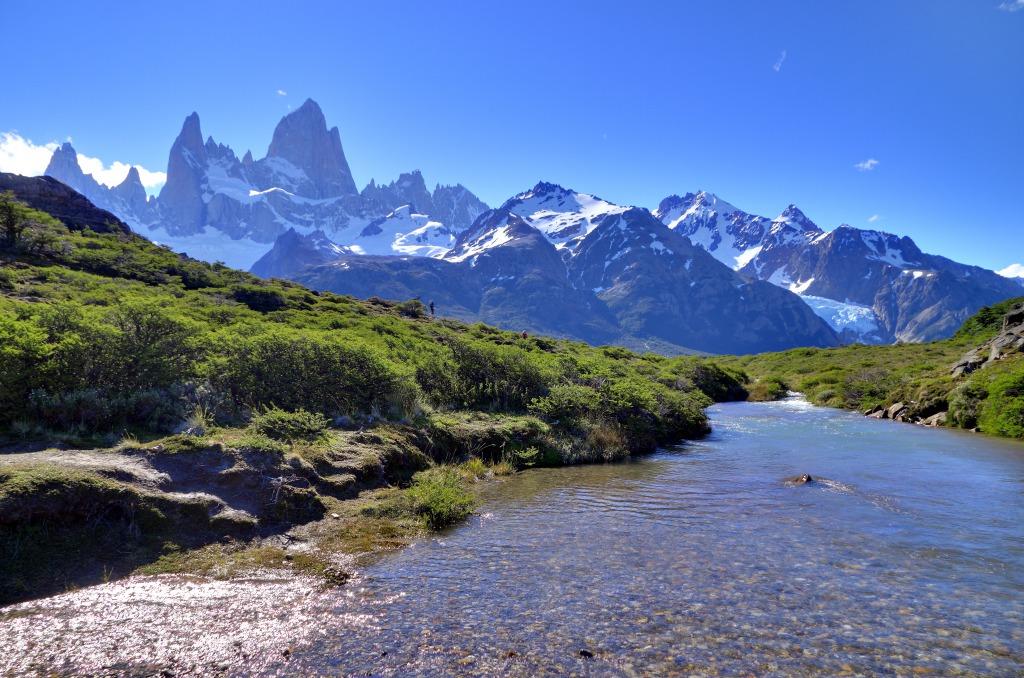 Los Glaciares National Park Argentina