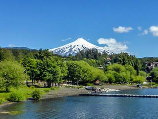 Pucon Lake Villarrica