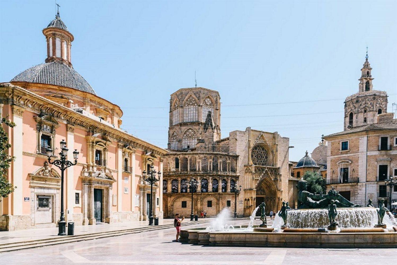 El Carmen District Old Valencia
