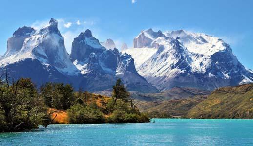 Torres del Paine National Park, Patagonia