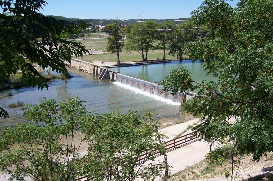 Kerrville Guadalupe River - 2024 Total Eclipse Tour