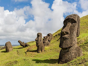 Moai Easter Island, Chile