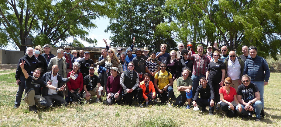 Project Patagonia 2020 Total Solar Eclipse Group