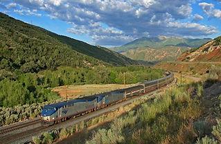 Amtrak California Zephyr USA