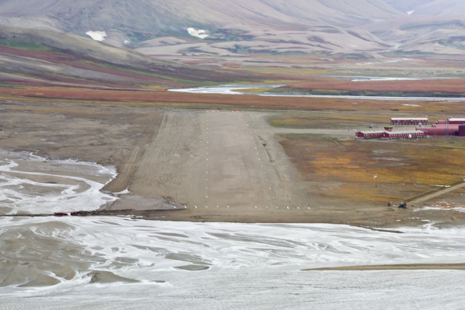 Constable Point Airstrip, Greenland