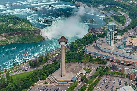 Niagara Falls - 2024 total eclipse