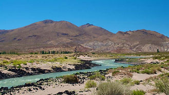 Limay River Neuquen