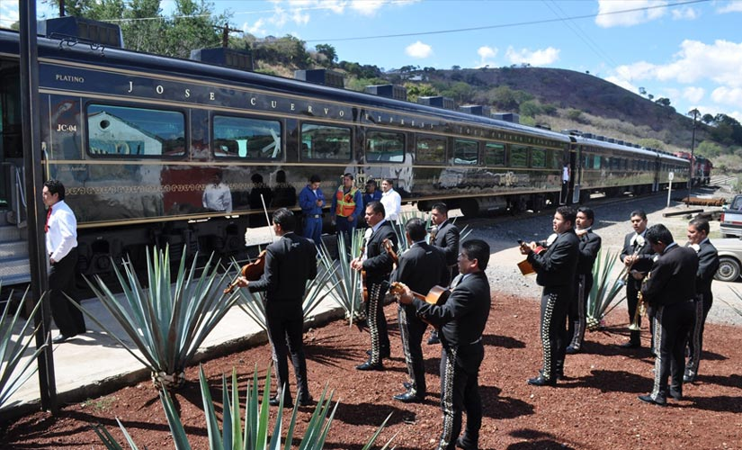 Tequila Express, Mexico