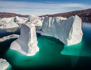 Scoresby Sound Glaciers Greenland