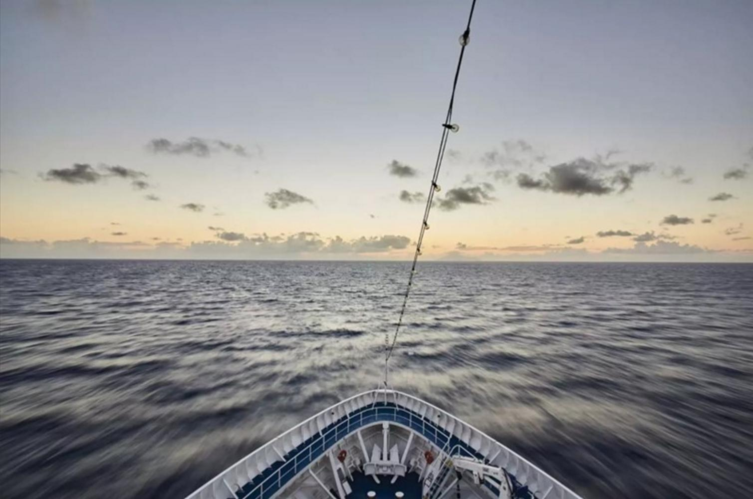 Onboard sailing