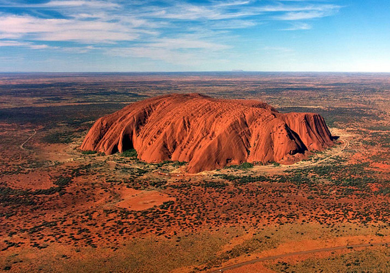 Uluru (Ayers Rock), Australia - 2023 solar eclipse tour
