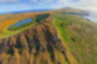 Easter Island Volcano