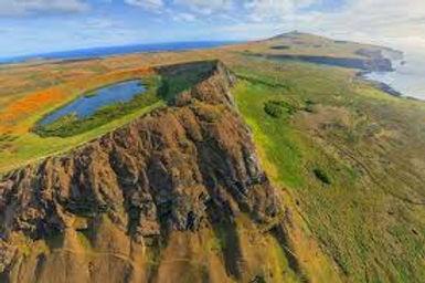 Rano Kau and Orongo Easter Island