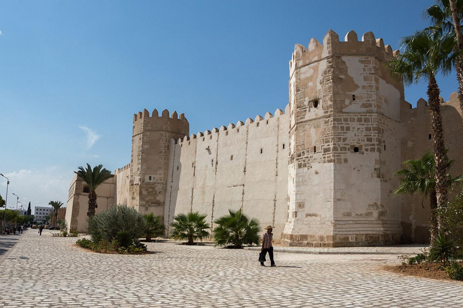 Sfax Medina Walls, Tunisia