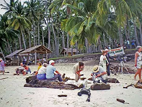Chasing Shadows - Traveller's Tales - Total Solar Eclipse – March 1988 - Sumatra and Philippines
