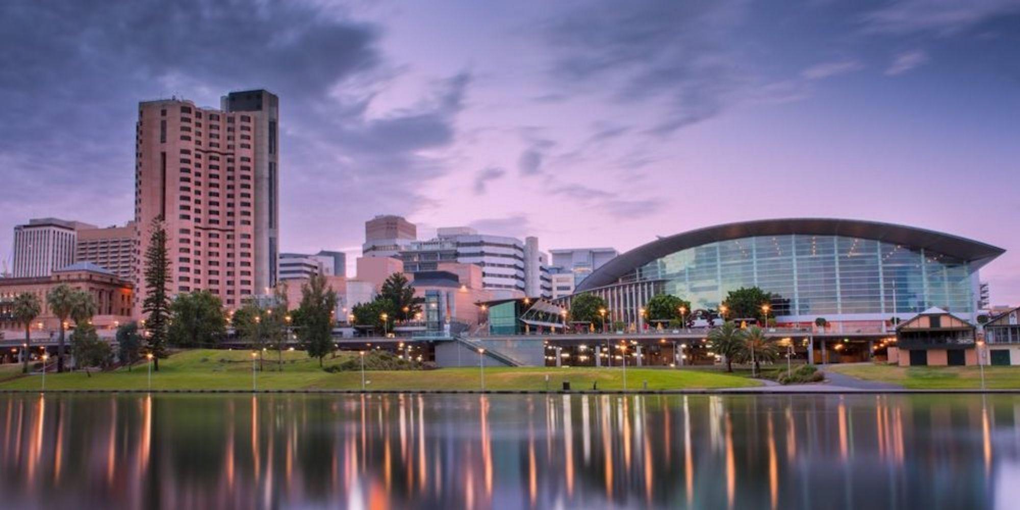Adelaide, Australia - 2023 solar eclipse tour