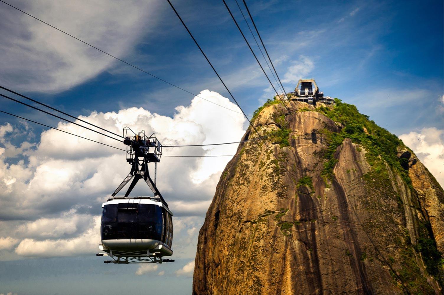 Sugar Loaf Mountain Rio de Janeiro