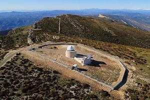 Parc Astronomic Montsec Spain