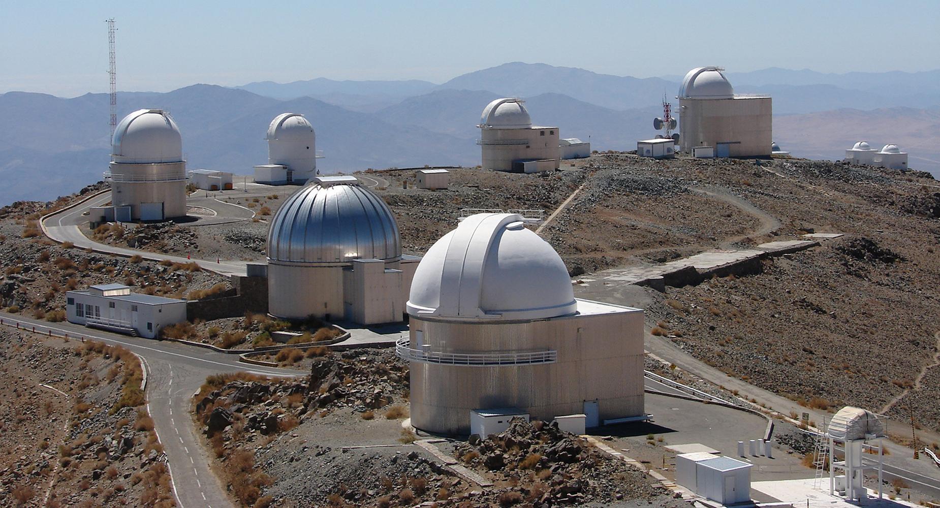 La Silla Observatory Chile