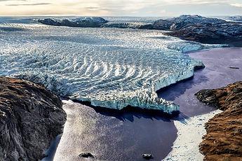 Ice Cap near Kangerlussuaq