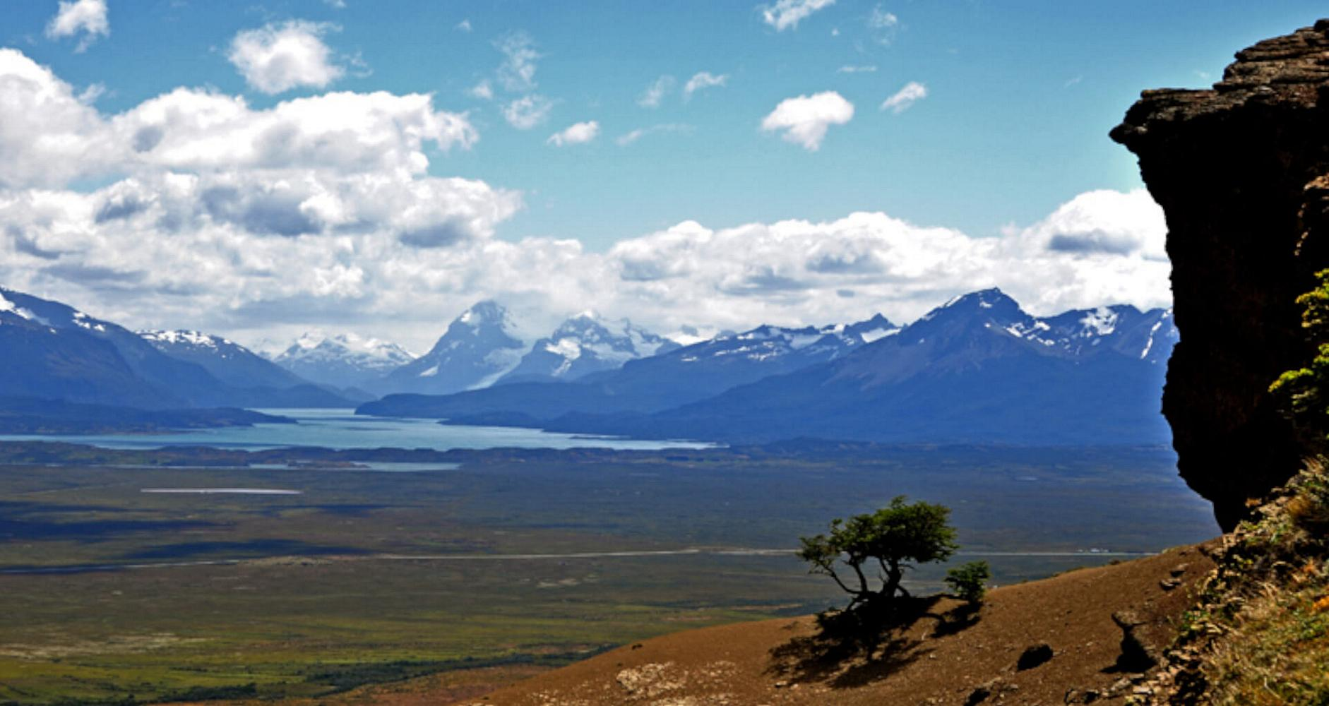 Puerto Natales Condors Nest viewpoint, Chile