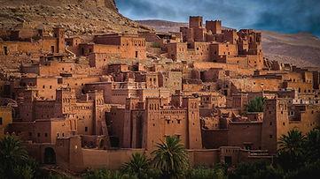 Ait Ben Haddou Kasbah, Morocco