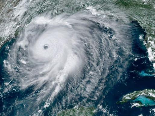 COVID-19 and Hurricane Season: Devastation at the Louisiana Texas Borderline