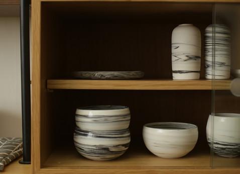Handcrafted Tableware