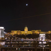 Szechenyi Chain Bridge