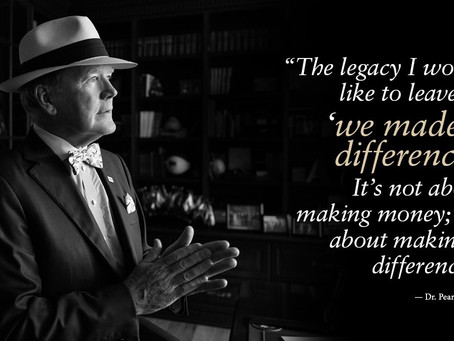 To the man who made a difference !