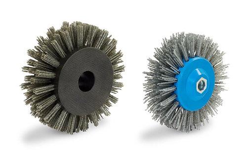 Wheel Brushes - Nylon Abrasive - Distressing