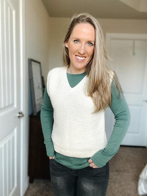 Scholastic Sweater Vest