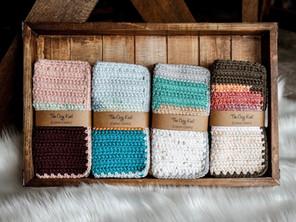{Wild Card} Scrap Cloth Crochet Pattern
