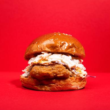 Sweet Seoulmate Burger