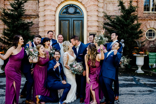 Kirk Wedding