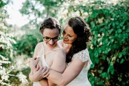 Rachel and Libby