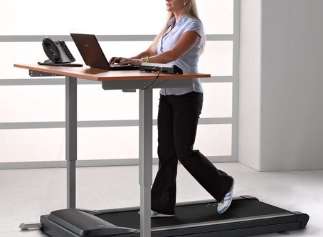 Benefits of Exercise at Work