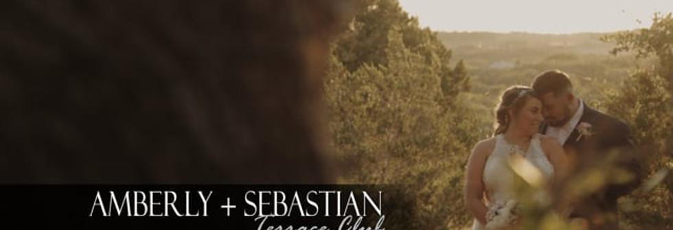 Amberly and Sebastian