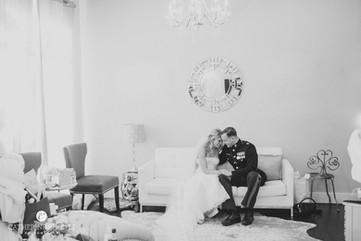 Bride Room Moment