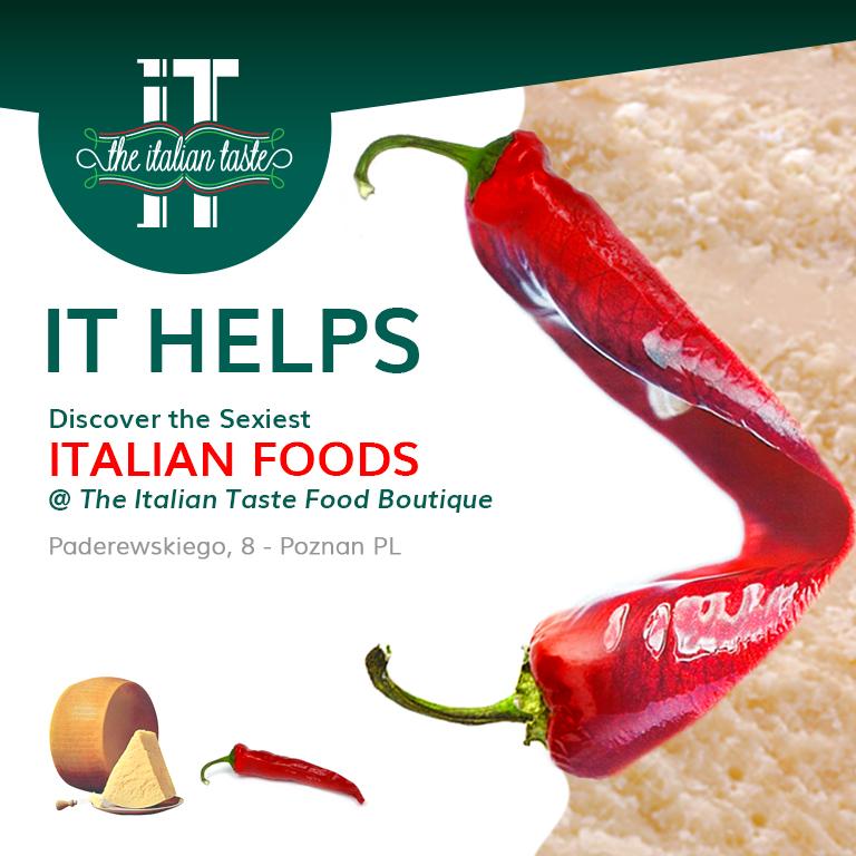The Italian Taste Poznan
