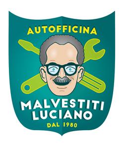 LOGO AUTOFFICINA MALVESTITI