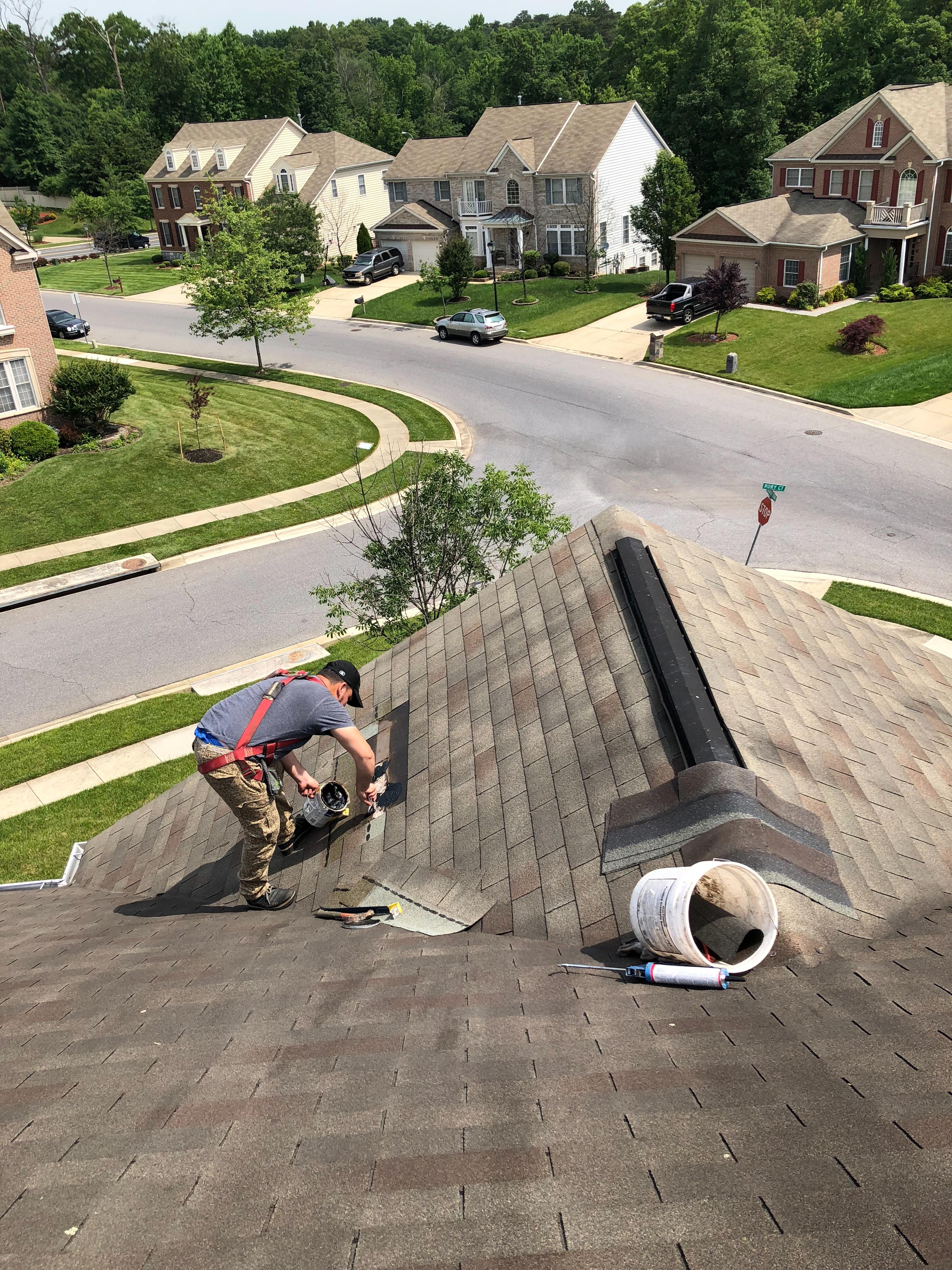 Roof Repairs Free Estimates