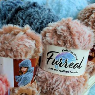 Fuzzy Yarn