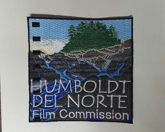 Humboldt Del Norte Film Commission Patch