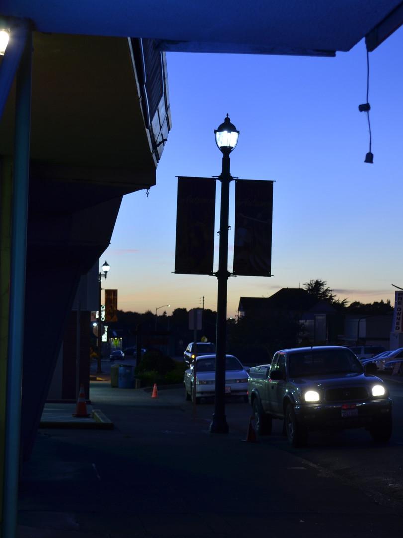 Main Street Night