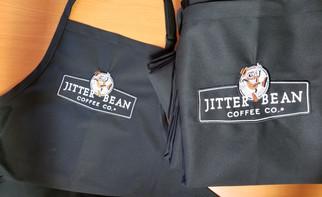 Jitter Bean Aprons