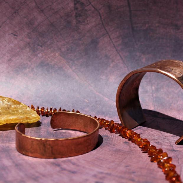 Copper Jewlery