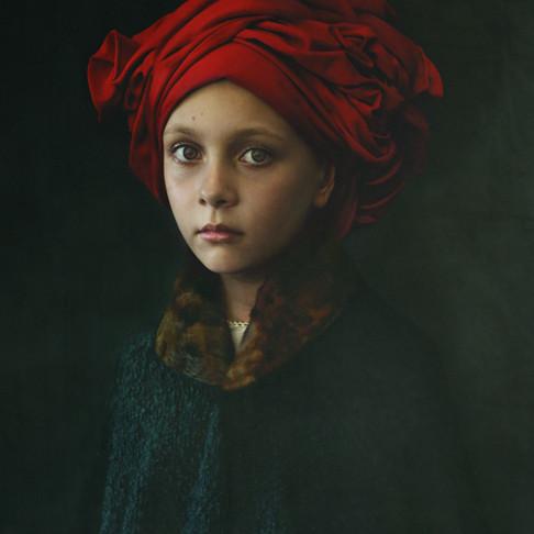 Homage to van Eyck