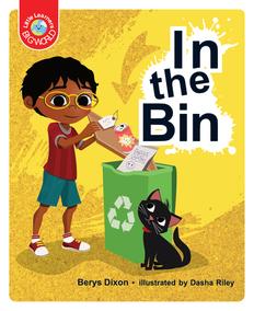 'In the Bin' phonic reader